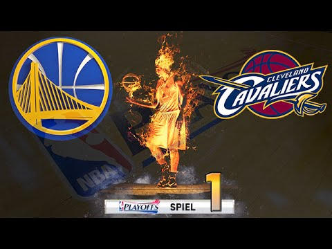Let's Play NBA 2K16 Deutsch German [172] - Finals: Game 1 (vs. die Cleveland Cavaliers)