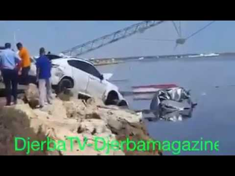 Un horrible accident à Djerba