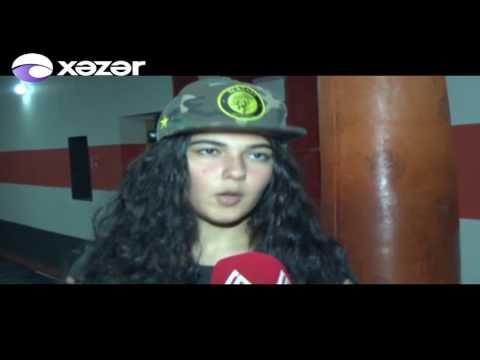 Bakıda idman zalına silahlı BASQIN: Yaralılar var