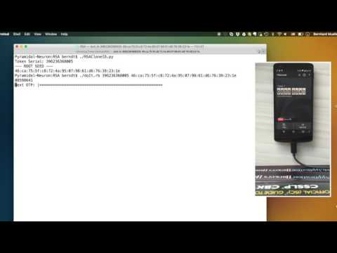 Hitbgsec Replicating Rsa Securid Token Instance Rsa Securid