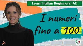 Learn Italian: numbers 20-100