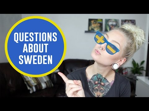 Sweden: Mythical Meatballs & Seasonal Depression | Katrin Berndt