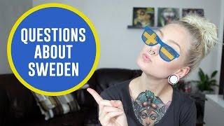 Sweden: Mythical Meatballs & Seasonal Depression | Katrin Berndt