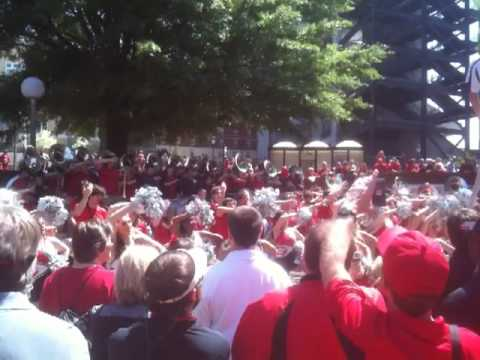 University of Georgia Redcoat Band