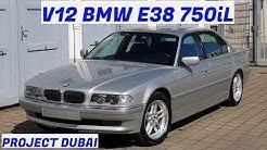 V12 BMW E38 750iL Restoration - Project Dubai: More Mechanical Bits - Part 3