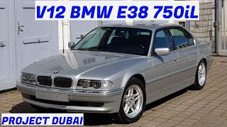 V12 BMW E38 750iL Restoration - Project Dubai: More Mechanical Bits - Part 3