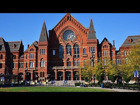 SPMH and Cincinnati Music Hall