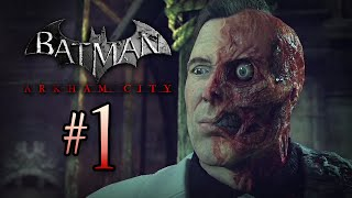 "Countdown to Arkham Knight: Batman Arkham City Walkthrough - Part 1 - ""I"