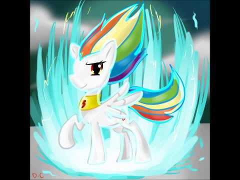 Super Rainbow Dash Tribute