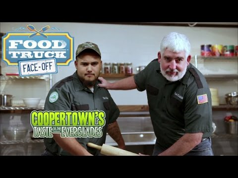 Food Truck Face Off - Food Fight In Surfside - Season 1 - Episode 1