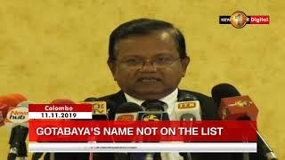 Upul Jayasuriya responds to GR's lawyers on citizenship
