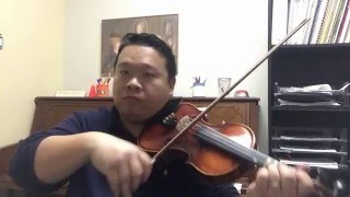 let it go violin cover