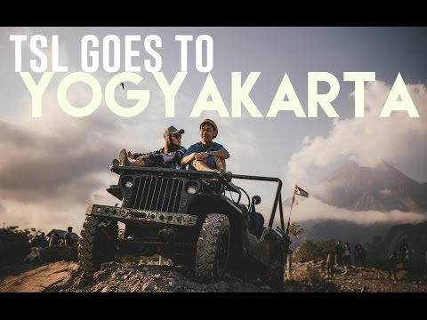 Yogyakarta - Most Adventurous City You've Never Heard Of - TSL Discovers Indonesia 2015: Episode 3