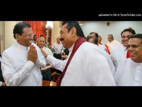 Sri Lanka presidential election: Discussion on Tamil3 radio 07.01.2015