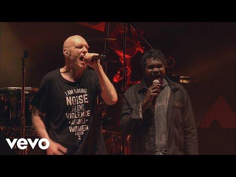 Midnight Oil - Treaty (Live At The Domain, Sydney) ft. Yirrmal