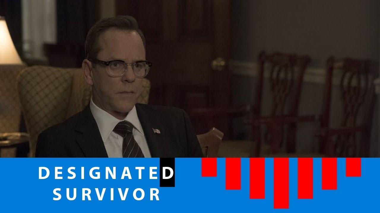 Designated Survivor Trailer
