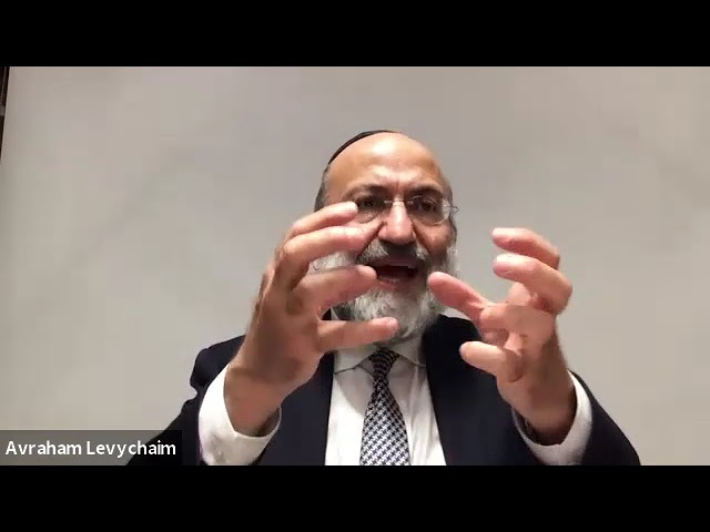 Tisha b'Av is the Source of Our Survival in Exile - R. Avraham Levychaim