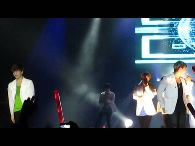 [FANCAM] DEAR MY FRIEND (SPANISH) - CONCIERTO U-KISS EN LIMA, PERÚ 21.06.2013 Videos De Viajes