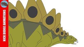 Prehistoric World - Stegosaurus