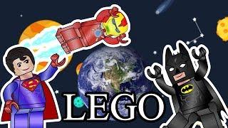 Мультфильм приключение LEGO друзей и СУПЕРКЛЕЯ. Мультфильмы для 5 лет. Новый ЛЕГО мультик 2018.