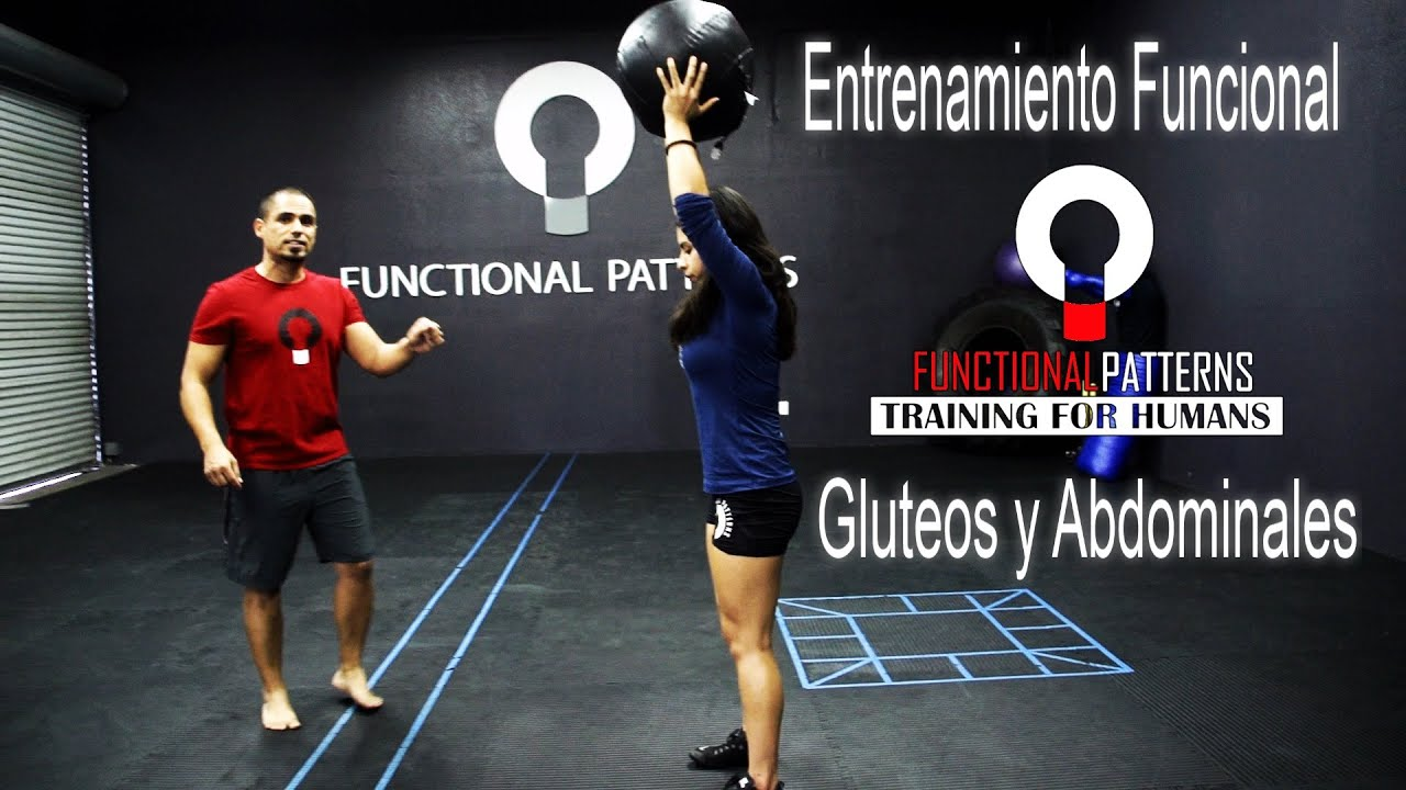 Entrenamiento funcional para los gluteos y abdominales for Entrenamiento funcional