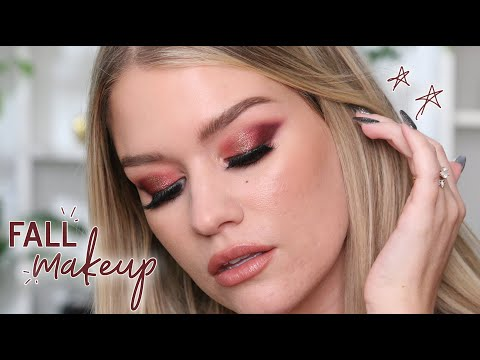IT WOULDN'T BE FALL WITHOUT BEAUTY YOUTUBE ANNOUNCING IT TUTORIAL | Samantha Ravndahl thumbnail
