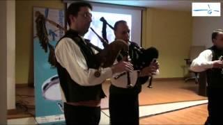 Concerto do Grupo Berros do Castro nas as I xornadas arredor da música tradicional (16-12-2012))