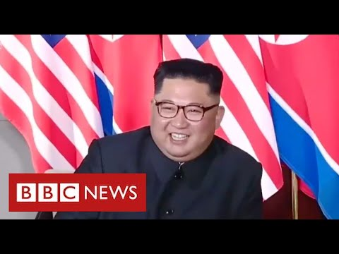 """Download Kim Jong-un """"will never give up nuclear weapons"""" says North Korean military defector - BBC News"""