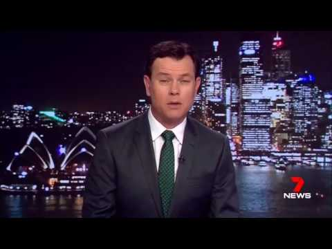 Seven News Coverage of Western Sydney Airport Jobs and Investment Boom