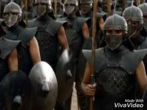 Looking At The Arms And Armor Of The Unsullied