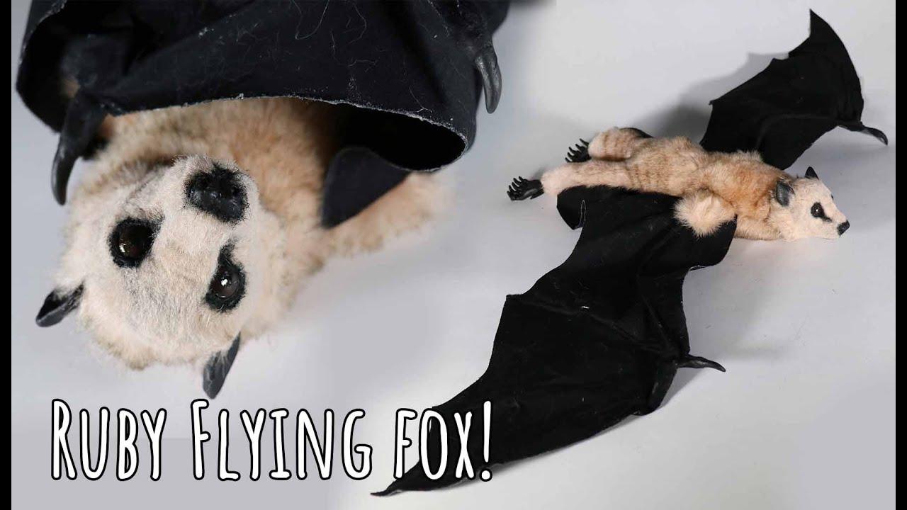 Making a Ruby Flying Fox!