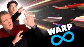 INSANE Warp Speeds Compared (Transwarp, Slipstream, Spore Drive, etc) thumbnail