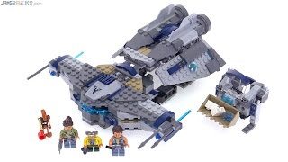 LEGO Star Wars StarScavenger review! 75147