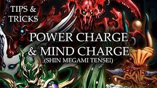 Tips & Tricks - Power Charge & Mind Charge (Shin Megami Tensei) - RPG Maker MV