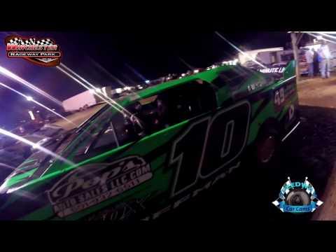 #10 Tony Coffman - Kajun Mini Stock - 2-18-17 Winchester Speedway - In-Car Camera