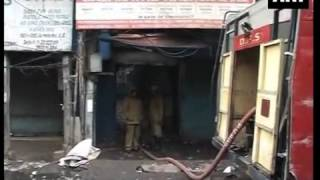 Rescue Operations Underway To Douse Fire At New Delhi's Sadar Bazar