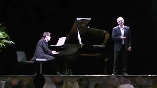 José Carbó - Nemico della patria (Giordano) Live at Hunters Hill Music, Sydney