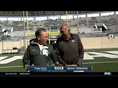 End Zone to End Zone: Tom Izzo