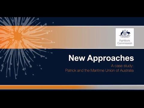 Case study: Patrick & the Maritime Union of Australia (Annual Report 2015–16)