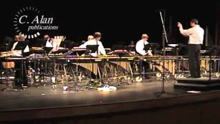 Power Struggle (percussion ensemble) by Nathan Daughtrey