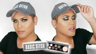 INSTA BADDIE BASIC BITCH LOOK | MAC PERSONALITY PALETTE GWRM