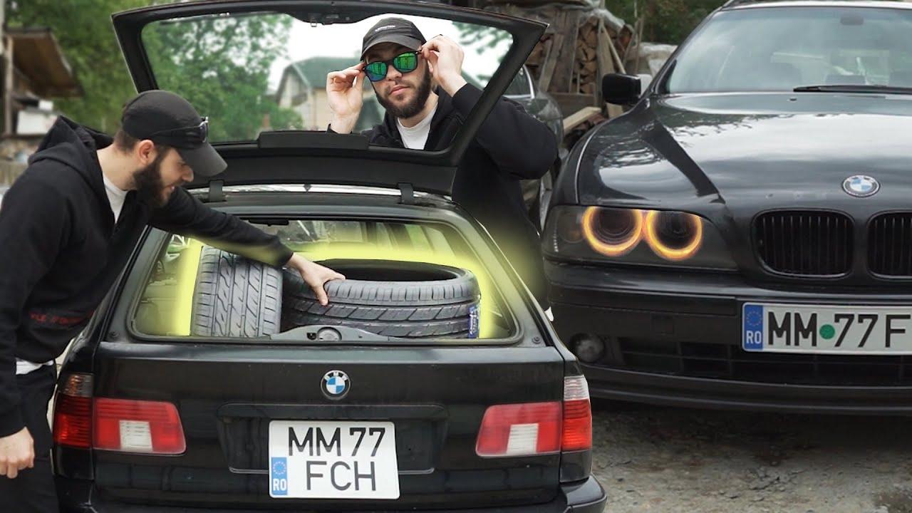 Altfel merge BMW-ul E39 :) Era și cazul.. după atâta timp..