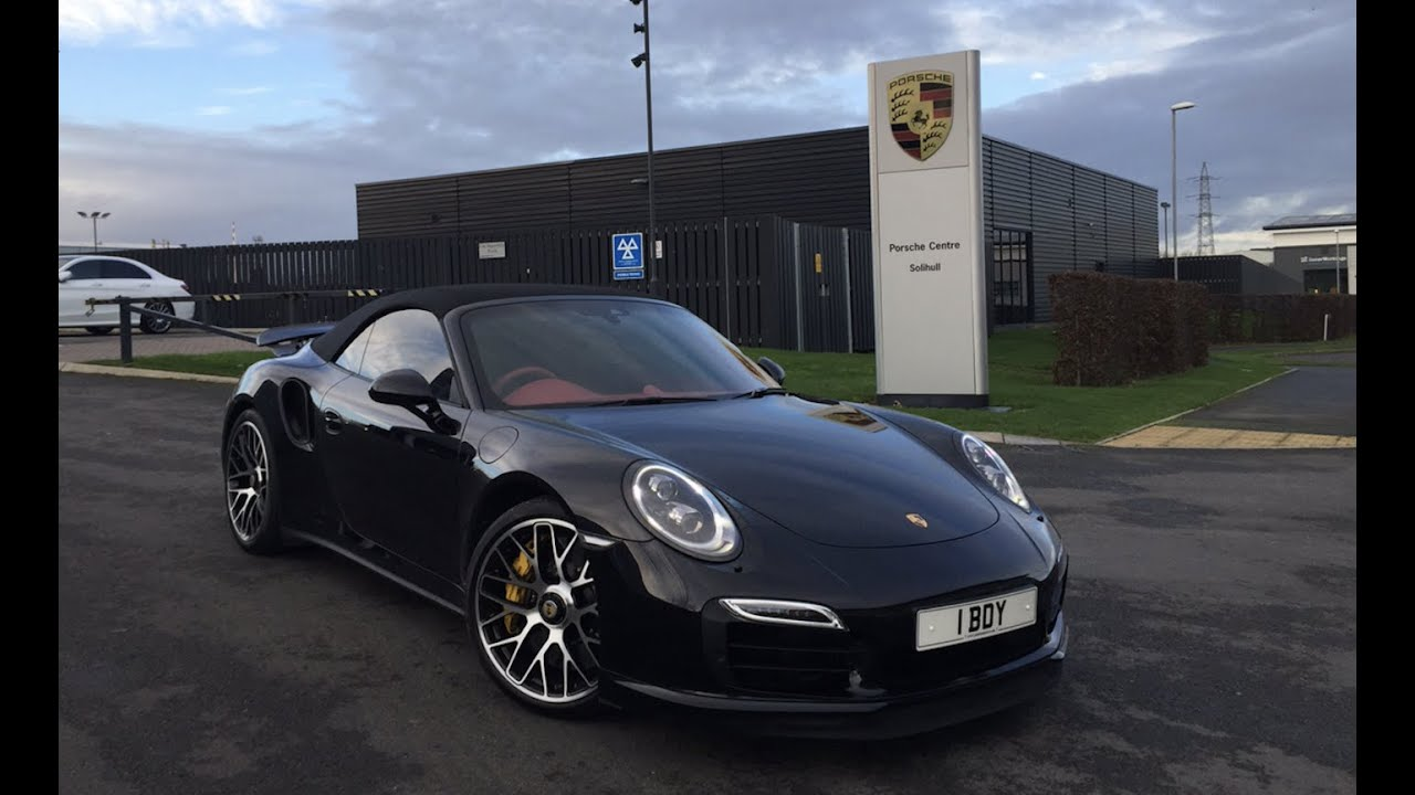 Vlog 96 I Buy A New Porsche 991 2 Turbo S Youtube