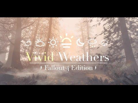 Fallout 4 Mods: Vivid Weathers - Fallout 4 Edition