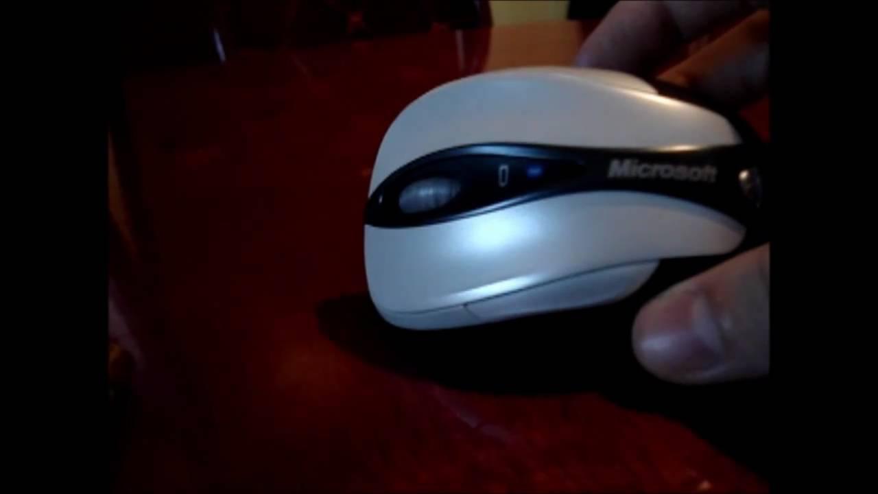 eca42f7c81c Microsoft Bluetooth Notebook Mouse 5000: Unboxing, and Short Setup ...