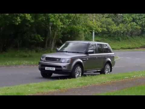 Range Rover Sport 3 0 TD V6 HSE 5dr BX10HSV Video Clips
