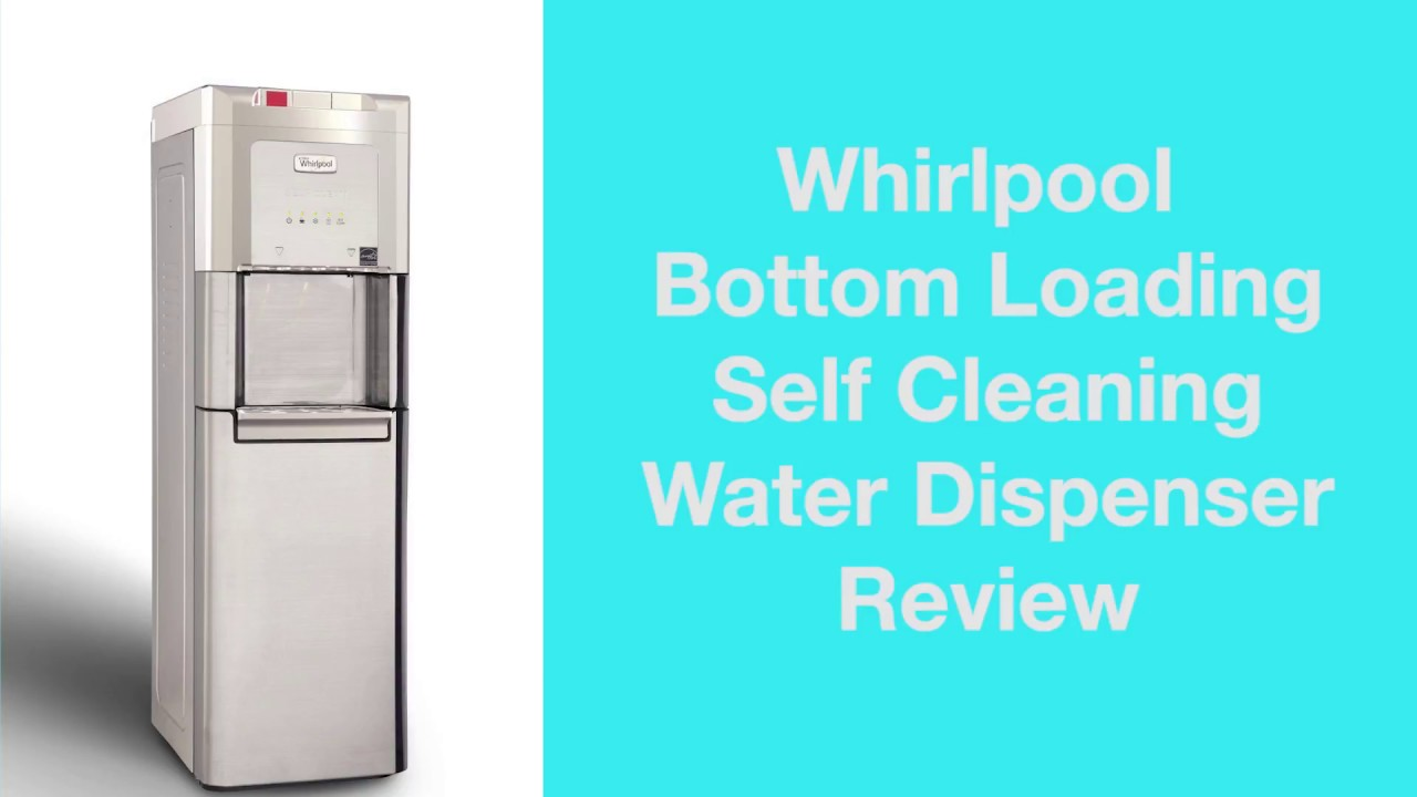 Why is the Whirlpool Stainless Steel Bottom Loading Water Dispenser the  Best Water Cooler? (Review)
