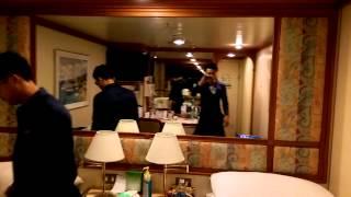 2015 05 08 05 14 藍寶石公主號 房間介紹 這趟旅行非常開心