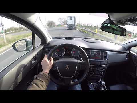 Peugeot 508 SW 2.0 BlueHDi (2015) - POV Drive