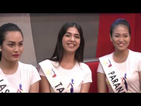 Miss Philippine Islands candidates, nakipagkulitan kina Nicole Hyala at Chris Tsuper